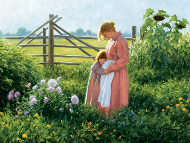 Maggie and Her Mother. Robert Duncan.
